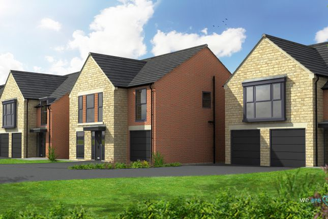 Thumbnail Detached house for sale in Manor Rise, Manor Road, Kiveton Park Station