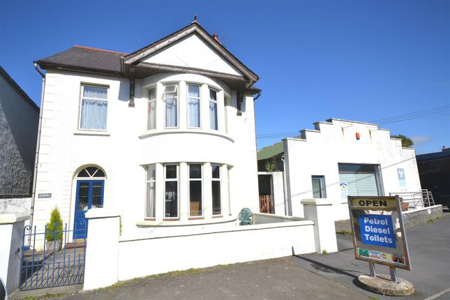 Thumbnail Detached house for sale in High Street, Cilgerran, Cardigan