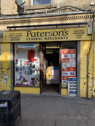 Thumbnail Retail premises for sale in Strathmartine Road, Dundee