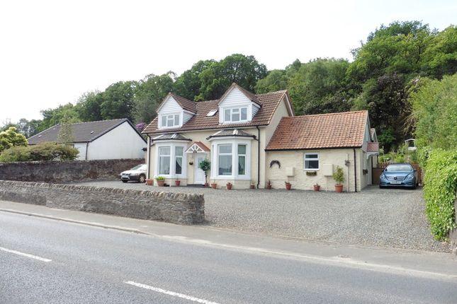 Thumbnail Detached bungalow for sale in Montague Villa Shore Road, Sandbank