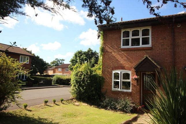 Thumbnail Property to rent in Walker Gardens, Hedge End, Southampton