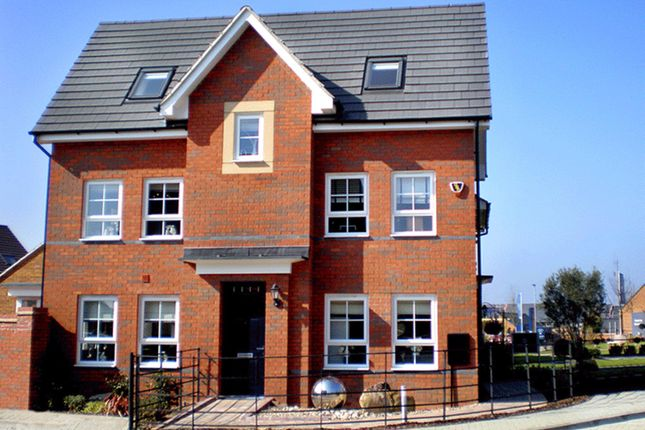 """Thumbnail Detached house for sale in """"Hexham"""" at Fen Street, Brooklands, Milton Keynes"""