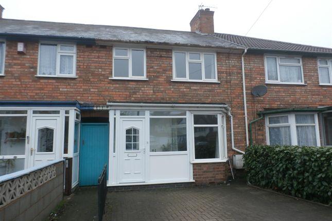 Thumbnail Property for sale in Fox Hollies Road, Acocks Green, Birmingham