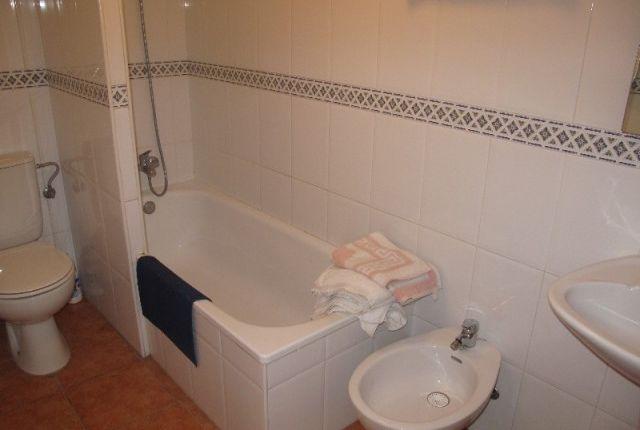 Bathroom of Spain, Málaga, Nerja