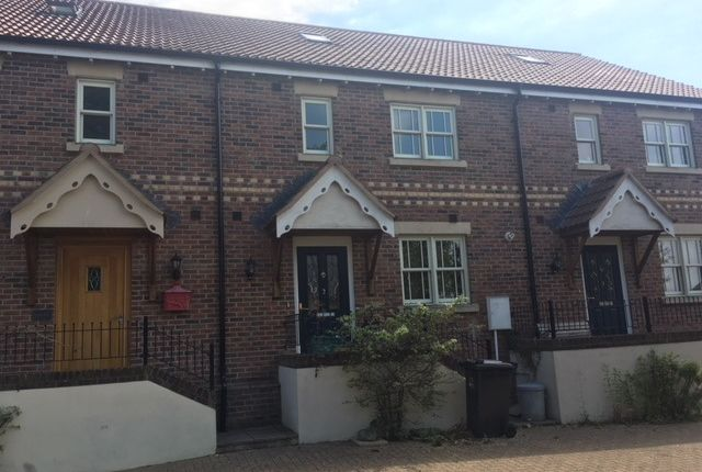 Thumbnail Town house to rent in Jack's Close, Glastonbury
