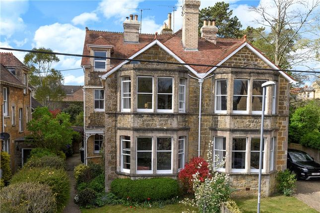 Thumbnail Semi-detached house for sale in The Avenue, Sherborne