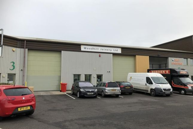 Thumbnail Industrial to let in Unit, Unit 4 Court Yard, Kenn Business Park, Barns Ground, Clevedon