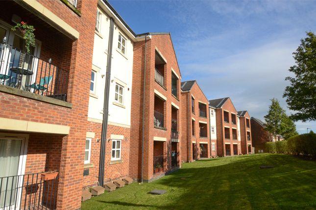 Front View of Riverside View Apartments, 1 Riverside View, Accrington, Lancashire BB5