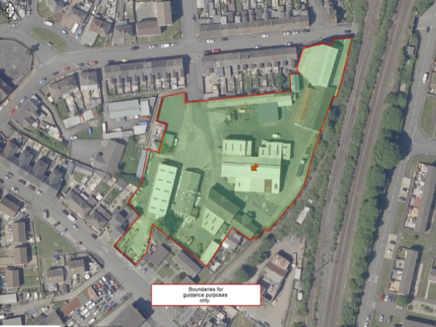 Thumbnail Light industrial to let in Briton Ferry Business Park, Regent Street, Briton Ferry