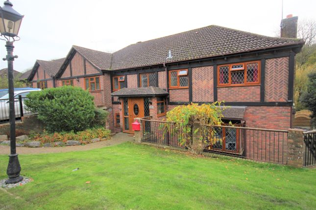 Thumbnail Detached house for sale in Tamar Down, Waterlooville