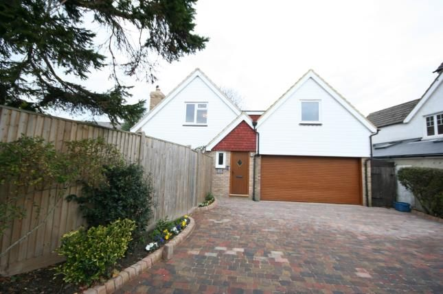 Thumbnail Detached house for sale in Wannock Lane, Eastbourne, East Sussex