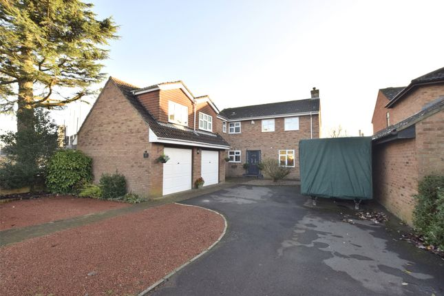 Thumbnail Detached house for sale in Court Farm Road, Longwell Green, Bristol