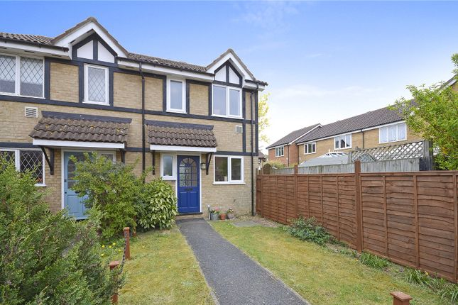 2 bed end terrace house for sale in Primrose Close, Hackbridge