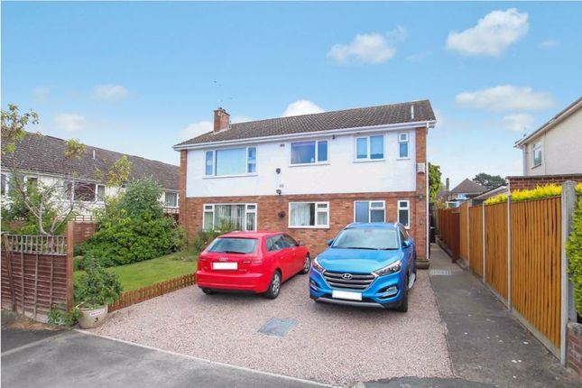 Thumbnail Flat for sale in Brookside, Hereford