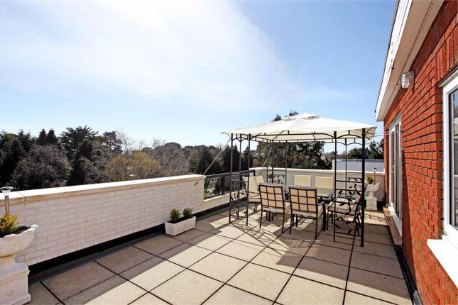 Thumbnail Flat for sale in Martello Park, Canford Cliffs, Poole