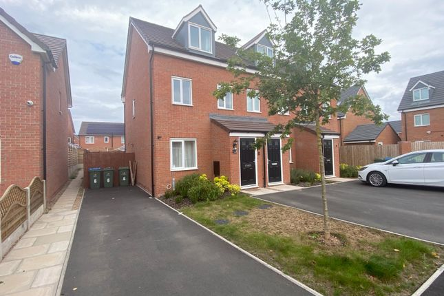 3 bed end terrace house for sale in Mirpur Close, Paragon Park, Coventry CV6