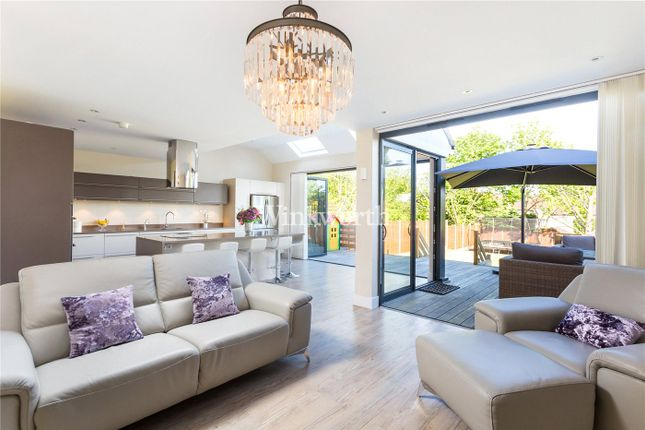 Thumbnail Semi-detached house for sale in Brycedale Crescent, London