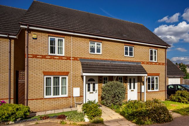 3 bed semi-detached house for sale in Titchmarsh Close, Royston SG8