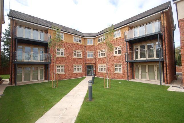 Thumbnail Flat for sale in Whitehall Drive, Broughton, Preston
