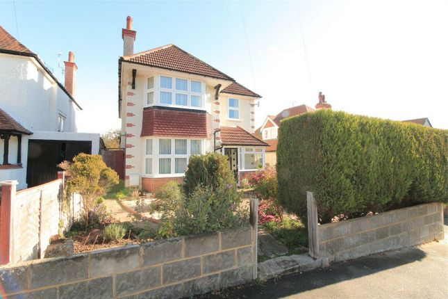 Thumbnail Detached house for sale in Manor Road, Bexhill On Sea, East Sussex