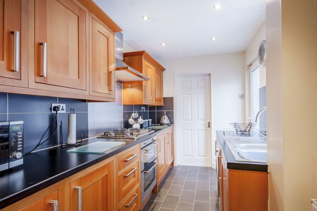 Thumbnail Terraced house for sale in Vale Drive, Shirebrook, Nottinghamshire