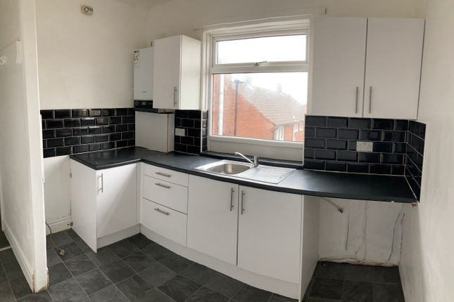 Thumbnail Flat to rent in Armstrong Road, Newcastle