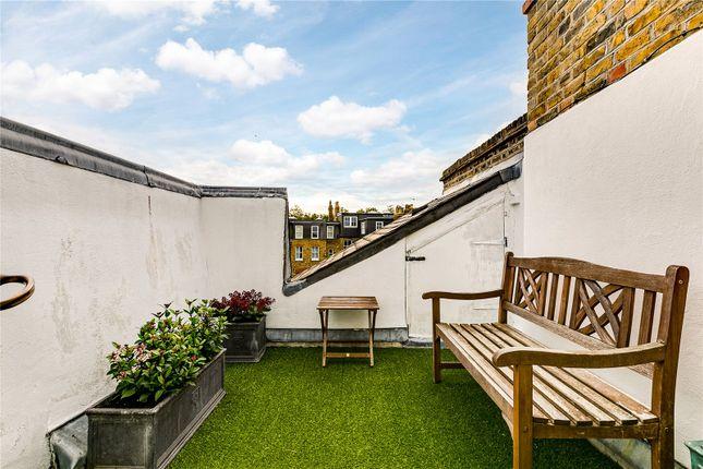 Terrace of Cambridge Road, London SW13