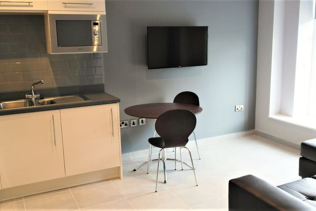 Thumbnail Flat to rent in St. Marys Place, Newcastle Upon Tyne