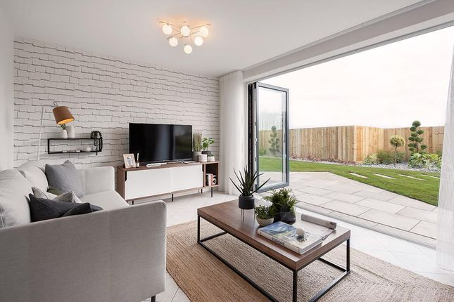 """Thumbnail Semi-detached house for sale in """"The Lorton"""" at Pennyfine Road, Sunniside, Newcastle Upon Tyne"""