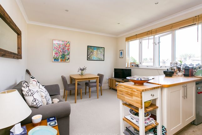 Thumbnail Flat for sale in Downton Avenue, London