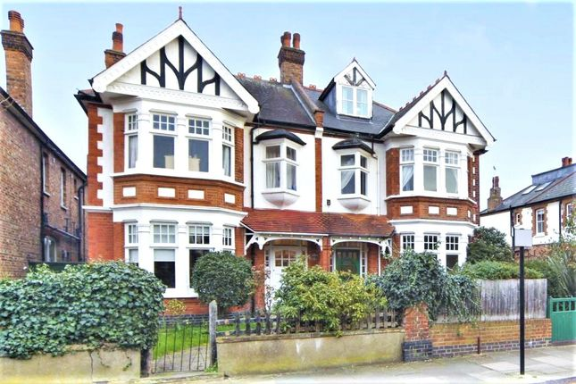 Thumbnail Semi-detached house for sale in Western Gardens, London