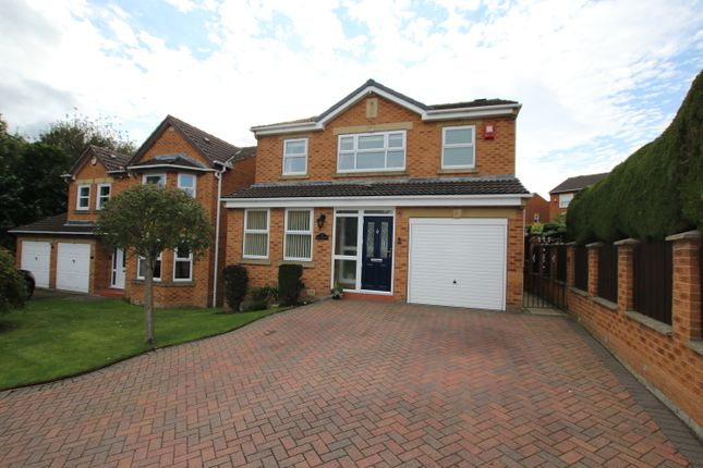 4 bed detached house for sale in High Thorns, Silkstone, Barnsley S75