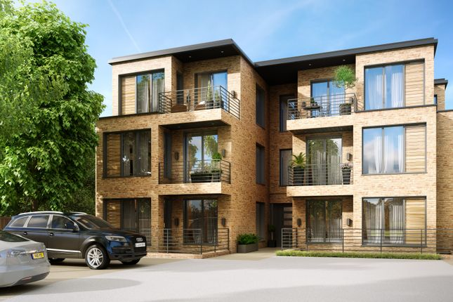 Thumbnail Flat for sale in Kilpeacon House, Grey Road, Altrincham