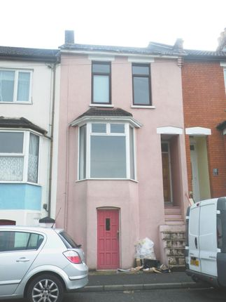 Thumbnail Terraced house to rent in Victoria Road, Chatham