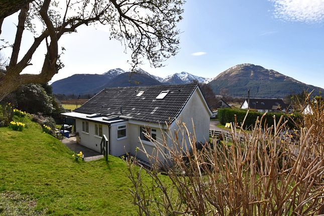 Thumbnail Detached house for sale in Old Town, North Ballachulish