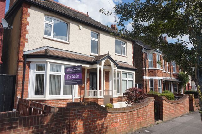 Thumbnail Detached house for sale in Parrock Avenue, Gravesend