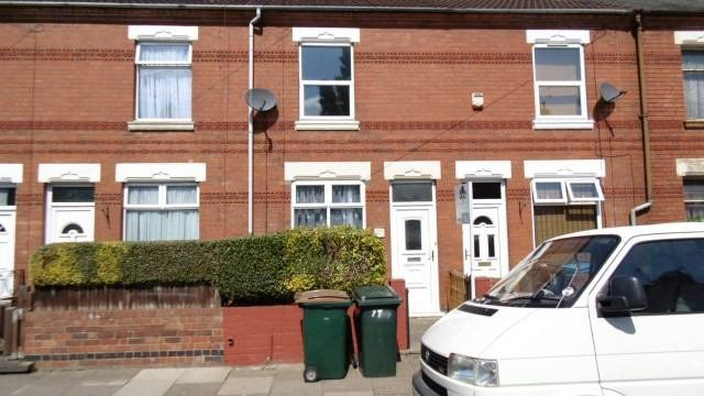 Thumbnail Terraced house to rent in Caludon Road, Coventry