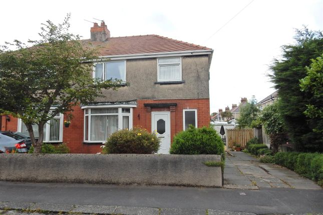 Thumbnail Semi-detached house for sale in Myrtle Grove, Heysham, Morecambe