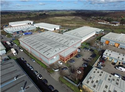 Light industrial to let in Unit 1, Speedwell Road, Castleford, West Yorkshire