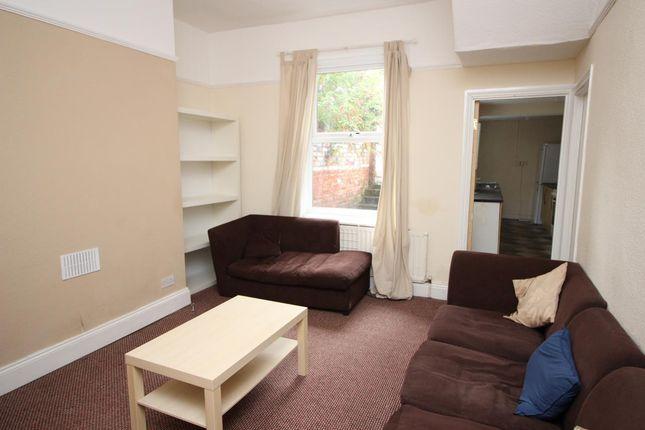 Thumbnail Terraced house to rent in Warwick Street, Heaton, Newcastle Upon Tyne