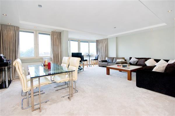 Thumbnail Flat to rent in Castleacre, Hyde Park Crescent, London
