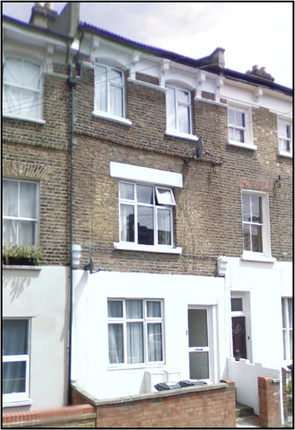 Thumbnail Flat to rent in Birkbeck Place, West Dulwich