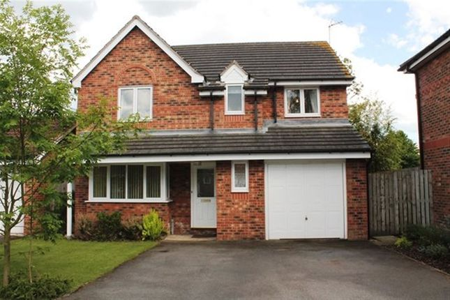 Thumbnail Detached house to rent in Manor Fields, Rawcliffe, Goole