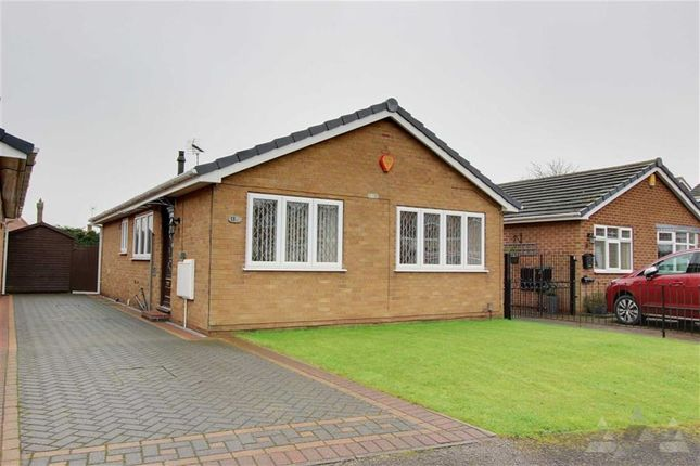 Thumbnail Detached bungalow to rent in Sandycliffe Close, Mansfield, Nottinghamshire
