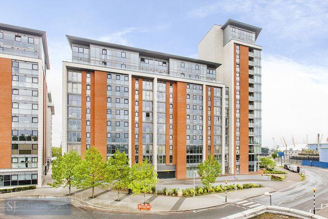 Thumbnail Flat for sale in Atlantic Apartments, Royal Docks