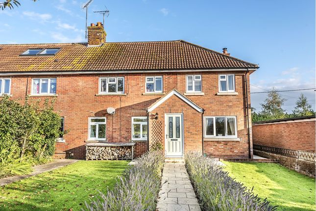 Thumbnail Semi-detached house for sale in 6 New Road, Codford, Warminster