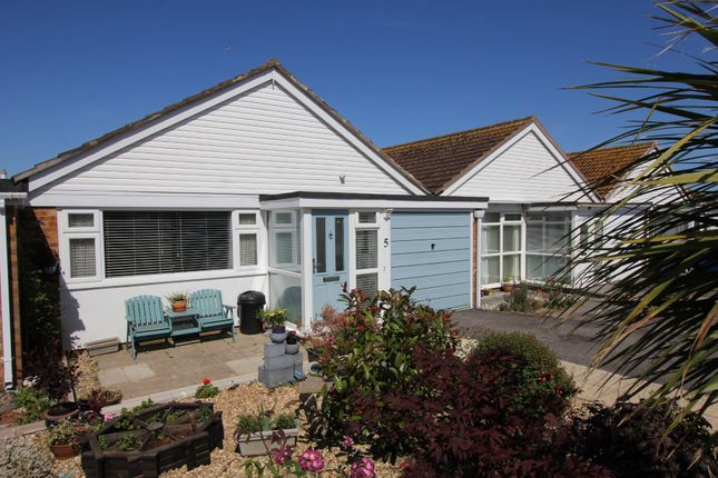 Thumbnail Terraced bungalow for sale in Bidwell Brook Drive, Broadsands Park, Paignton