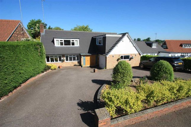 Thumbnail Detached house for sale in Willow Dene, Bushey Heath, Bushey
