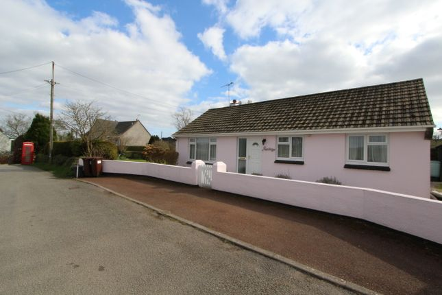 Thumbnail Detached bungalow to rent in Wilcove, Torpoint