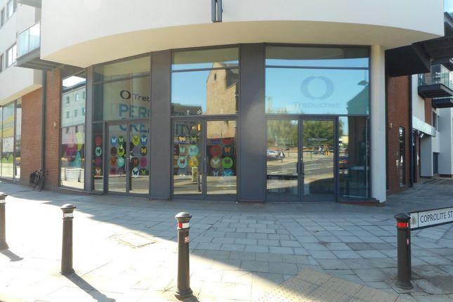Thumbnail Office to let in 1 Neptune Marina, Duke Street, Ipswich